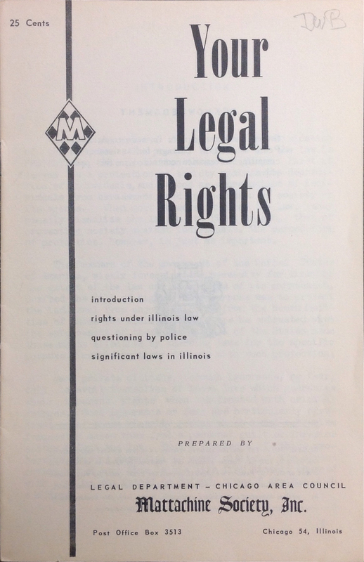 Your Legal Rights
