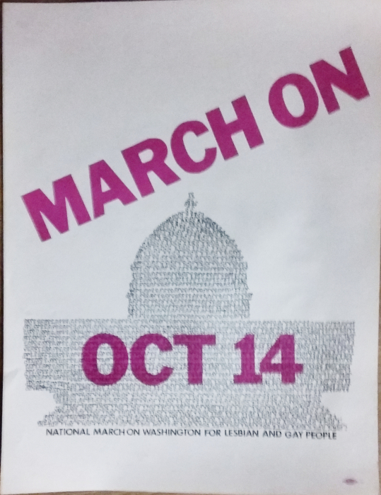 79 March Poster