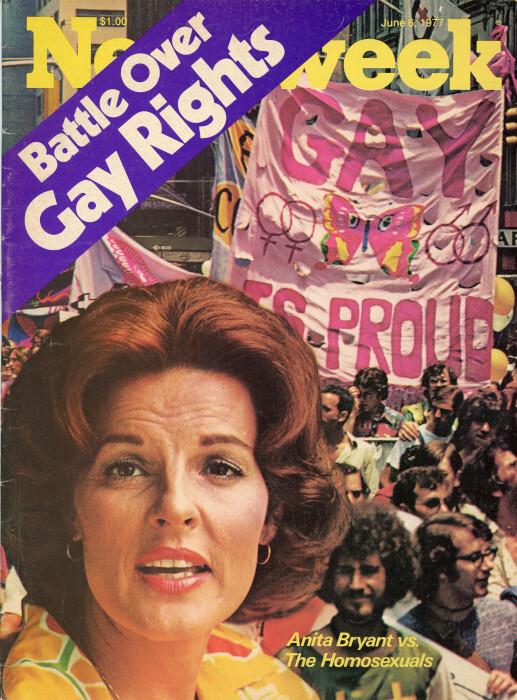 Anita Bryant Newsweek