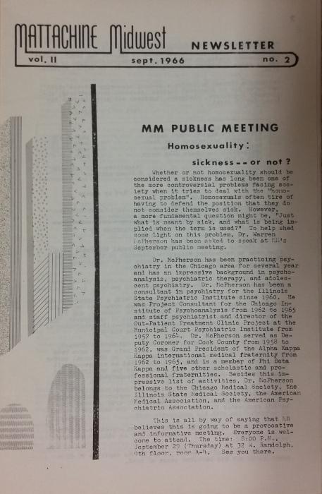 MM Newsletter